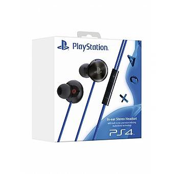 PS4 In-Ear Stereo Headset