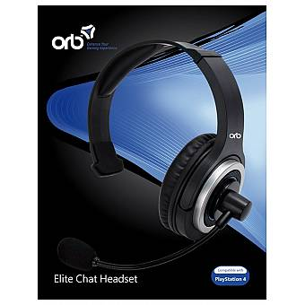 PS4 Elite Chat Headset
