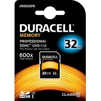 Duracell Duracell microSD hukommelseskort