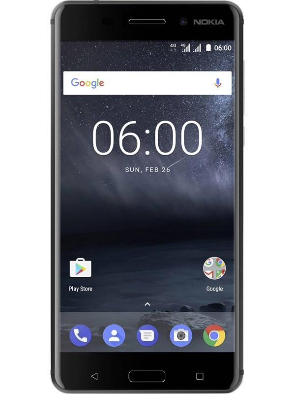 Nokia 6 - Dual SIM (11PLEL01A02)