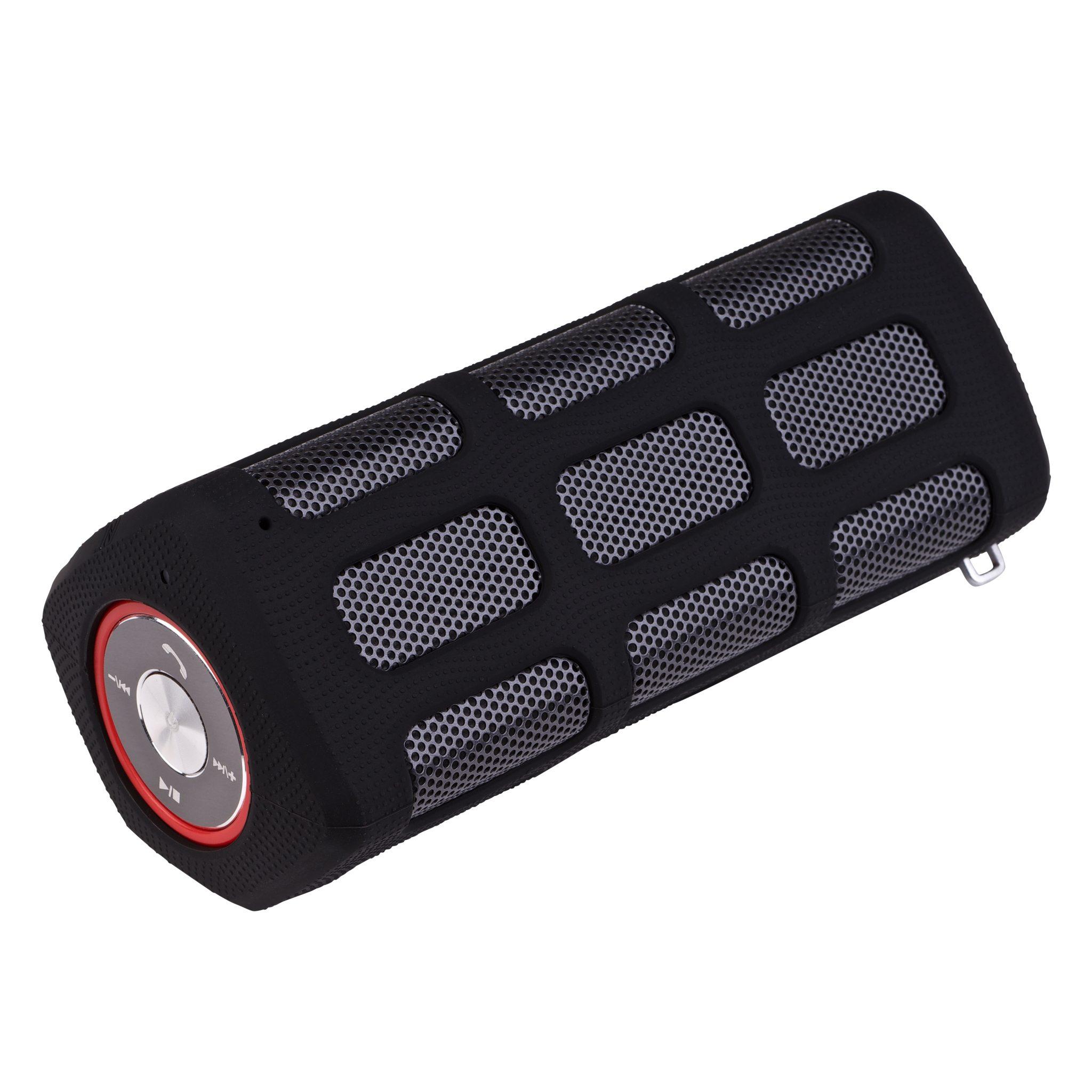 Bluetooth højtaler + power bank med 5.200 mAh