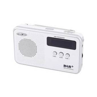TRA5000D - bærbar FM-radio /DAB+