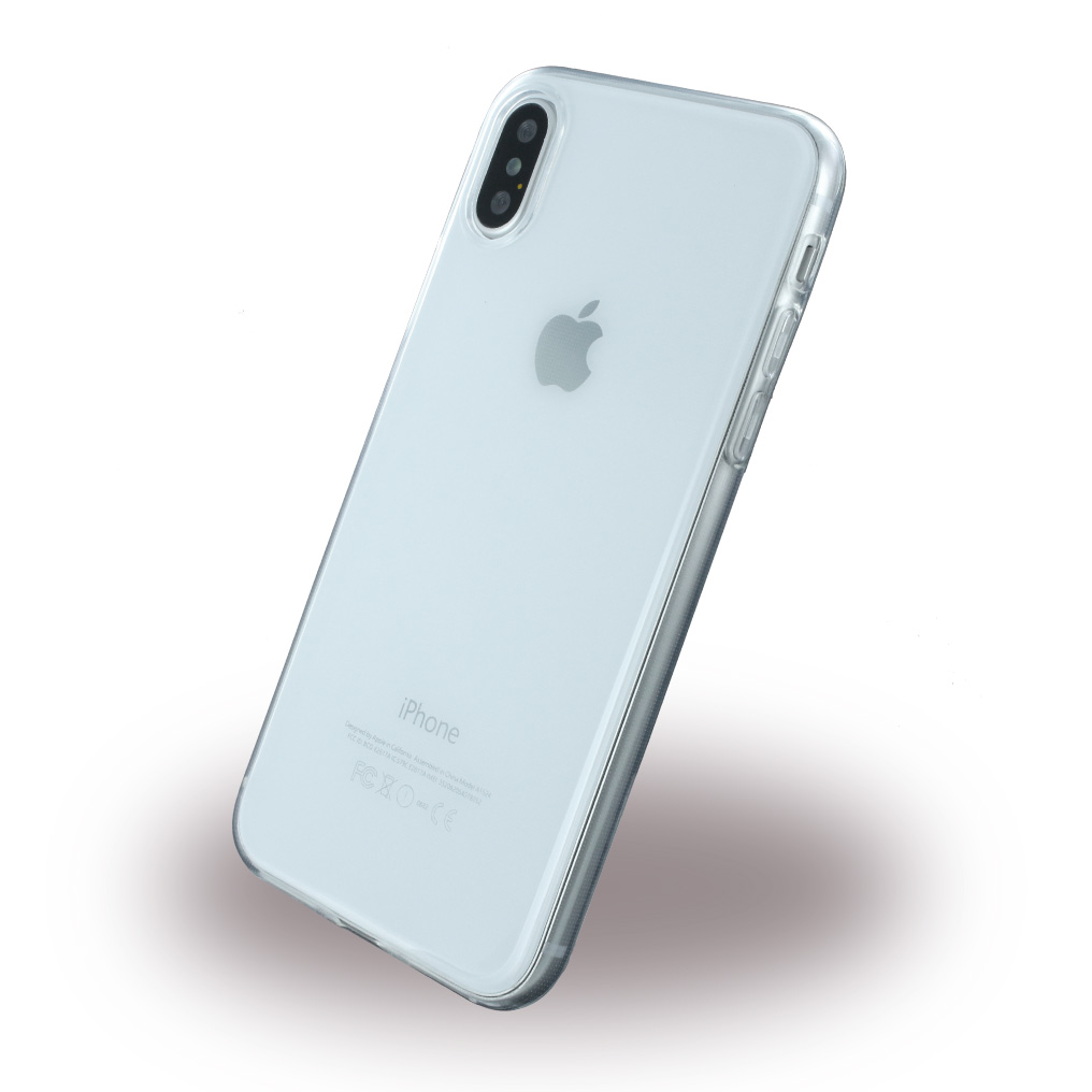 UreParts Silikone cover til Apple iPhone X