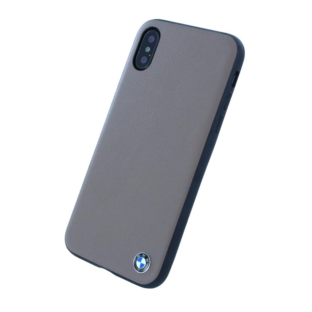 Læder etui - Apple iPhone X