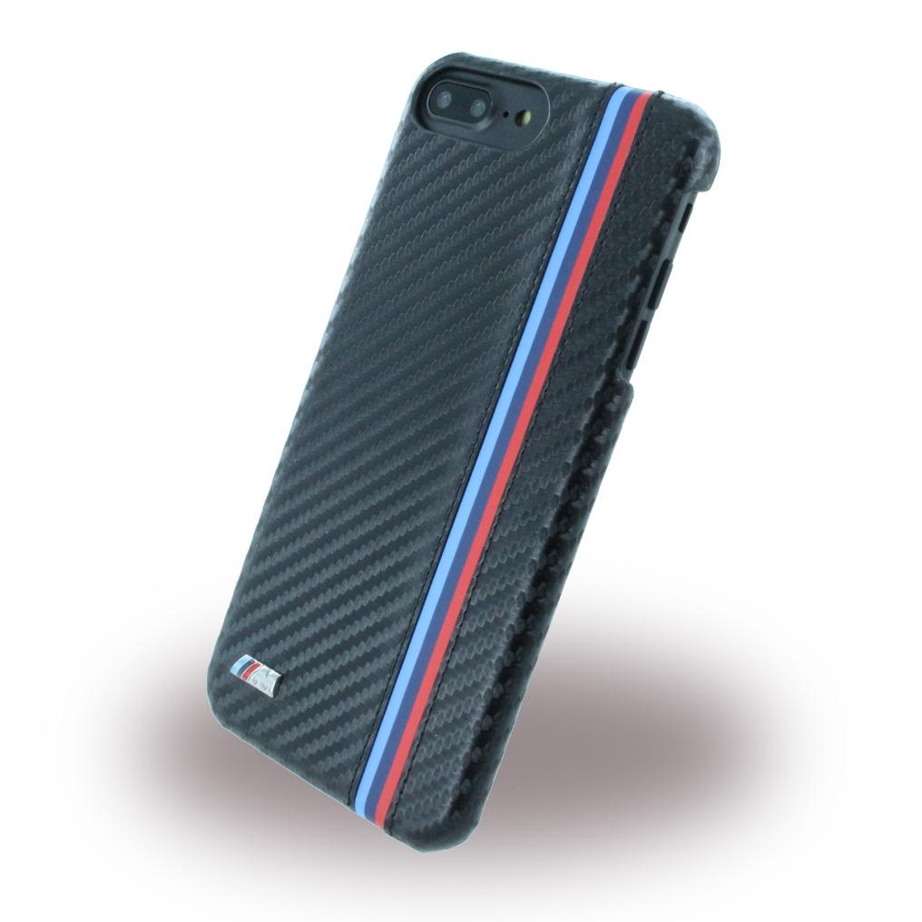 M Carbon Effect - Hard Cover iPhone 7 Plus, 8 Plus