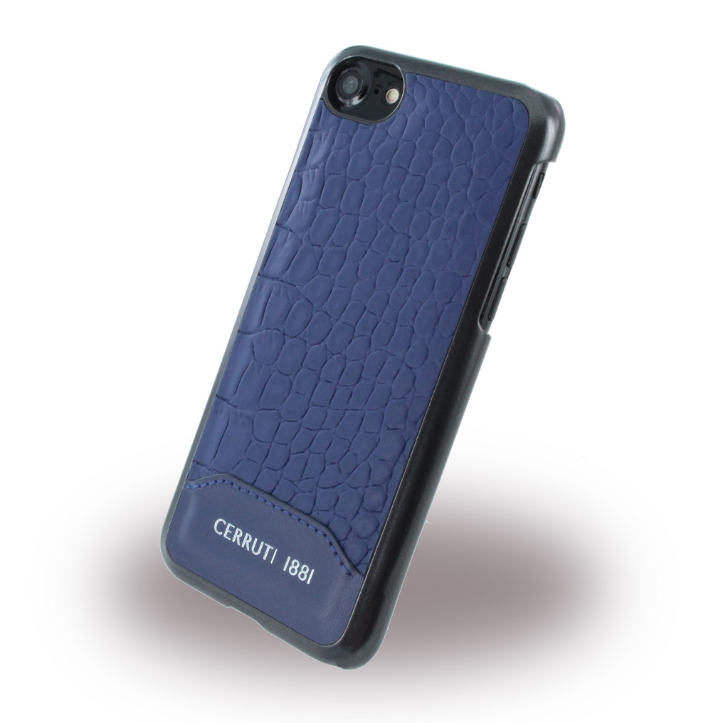 Cerruti 1881 Leatherette Hard Case iPhone 7 og 8