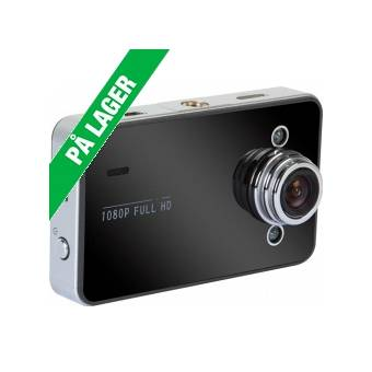 Full HD optagekamera til bil