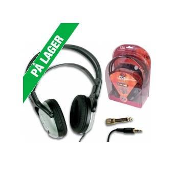 Stereo hovedtelefon