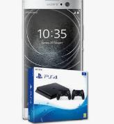 Sony Xperia XA2 + PS4 Slim 1TB Black