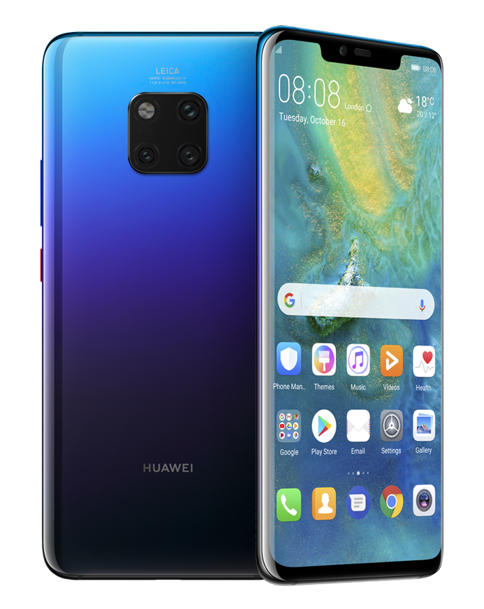 Huawei Mate 20 Pro – Test, Review & Evaluation.