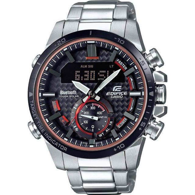 Edifice ECB-800DB-1AEF Stainless Steel Band