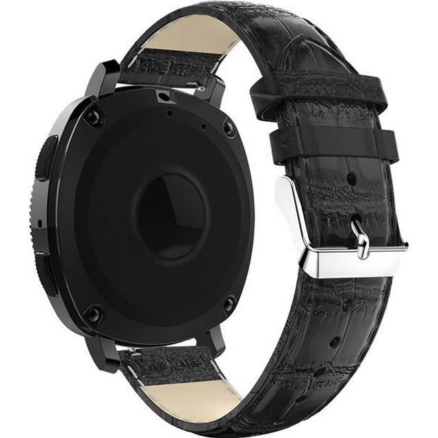 Croco Leather Band for Vivoactive 3/Vivomove/Vivomove HR