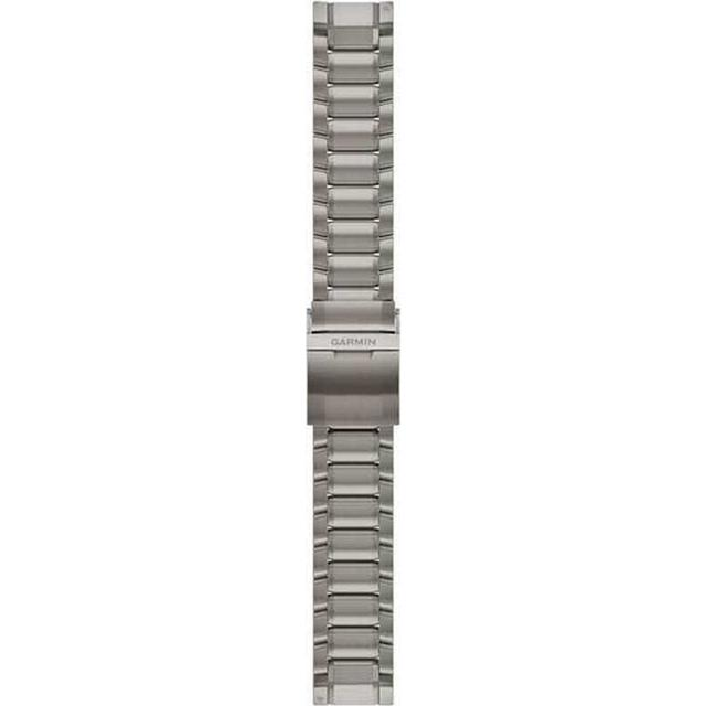 QuickFit 22mm Vented Titanium Watch Band