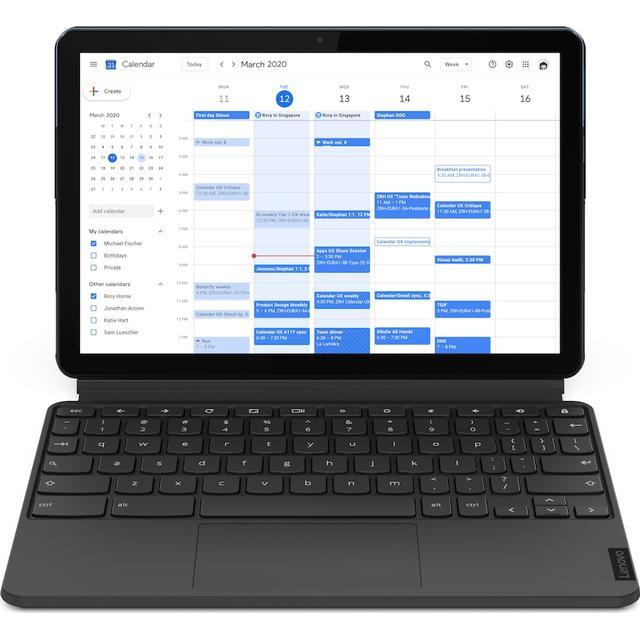 IdeaPad Duet Chromebook ZA6F 128GB