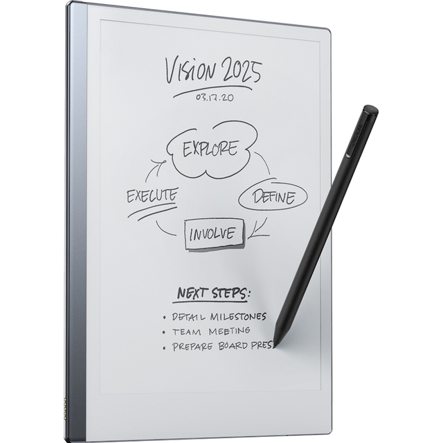 Paper Tablet with Marker Plus
