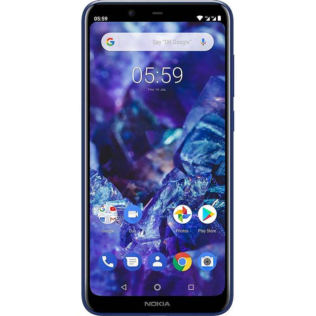 Nokia 5.1 Plus (Android)