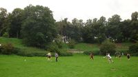Quidditch spiel trainingsbeginn bauz