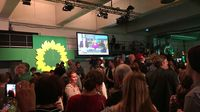 Wahlparty gr%c3%bcne