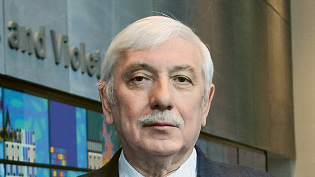 Professor Kurt H. Becker, Chairman of the Advisory Board of the DWIH New York