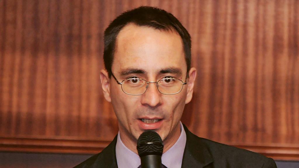 Tobias Stüdemann, Beiratsvorsitzender des DWIH Moskau