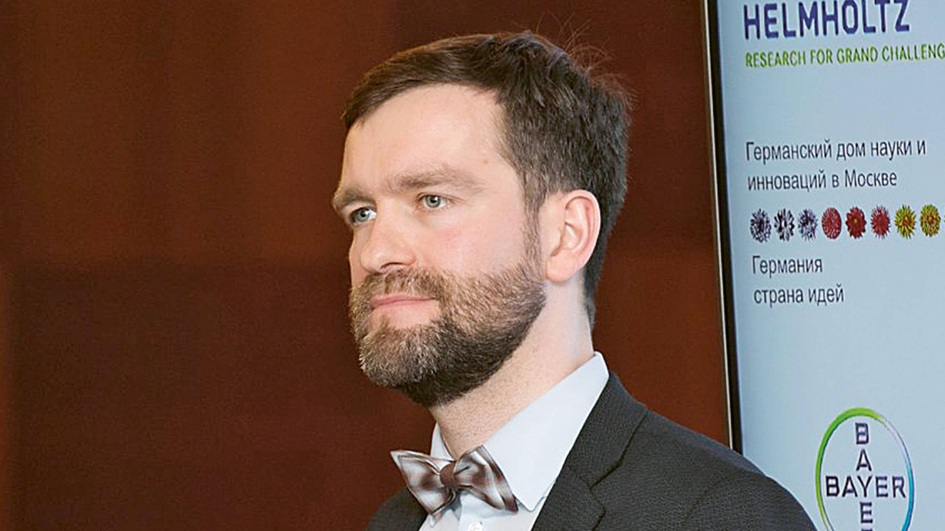 Mikhail Rusakov, Programme Manager of the DWIH Moscow
