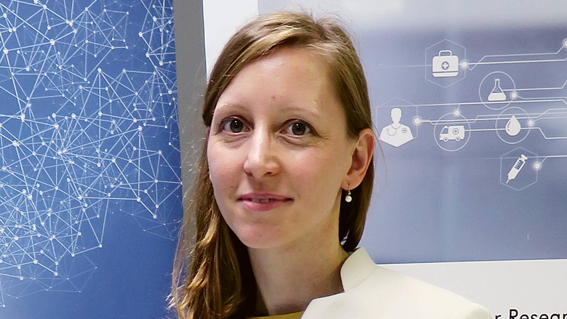 Konstanze Lang, Programme Manager of the DWIH Tokyo