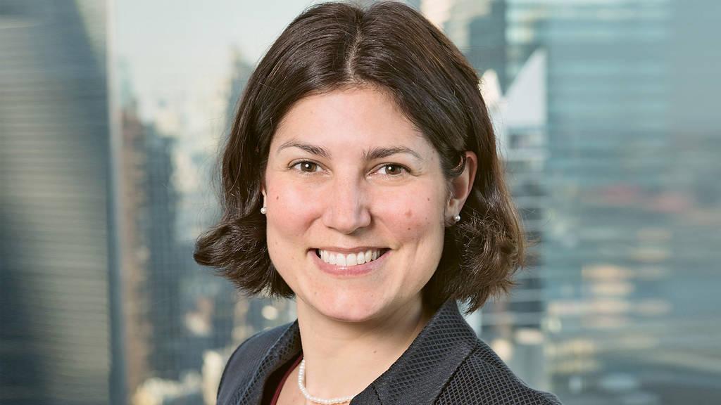 Dr. Eva Bosbach, Direktorin des New Yorker Büros der Universität zu Köln