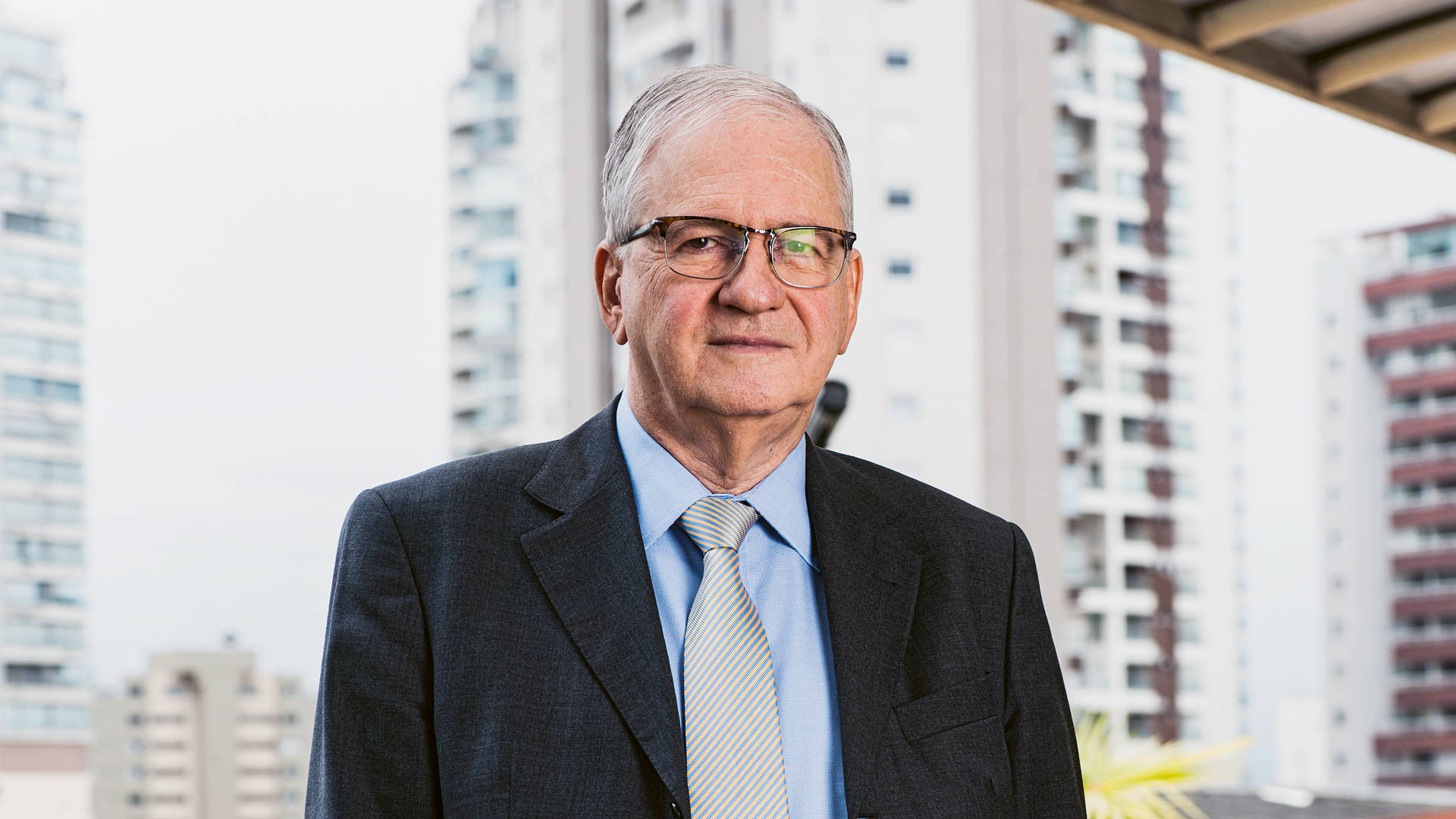 Professor Marco Antonio Zago, President of the Board of Trustees of FAPESP, the São Paulo Research Foundation