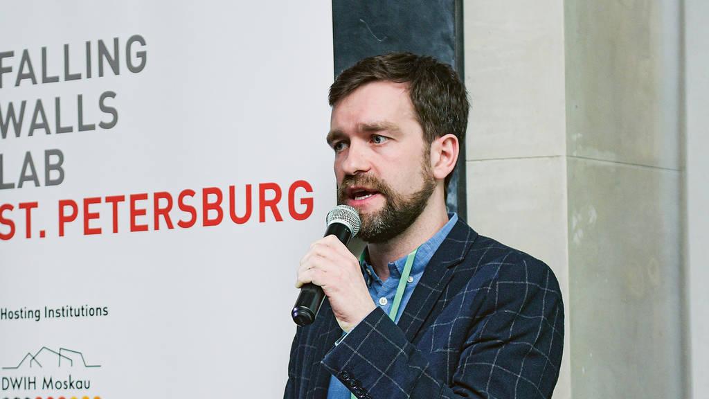 Mikhail Rusakov, Programmkoordinator des DWIH Moskau