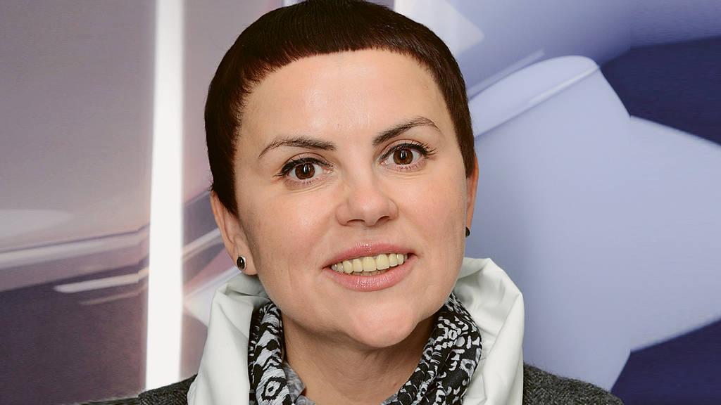 Dr. Elena Eremenko, Leiterin des Moskauer Büros der Helmholtz-Gemeinschaft Deutscher Forschungszentren