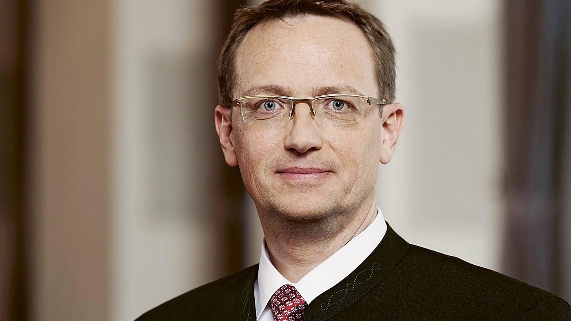 Dr. Christian Geltinger, Leiter der Repräsentanz des Freistaates Bayern in Japan