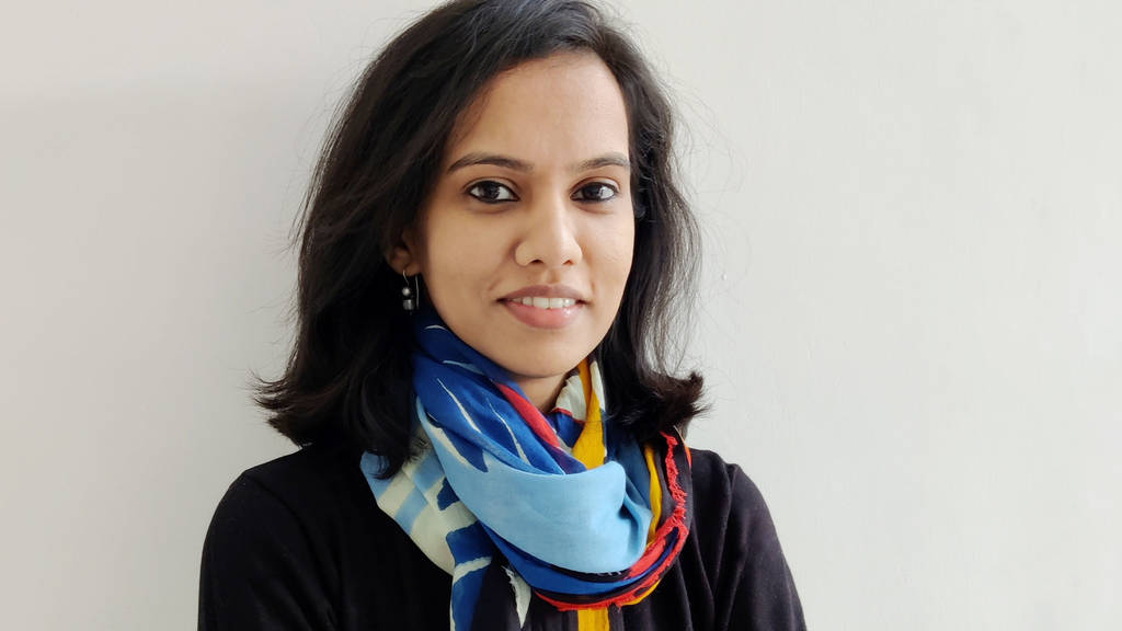 Aadishree Jamkhedkar, Programme Manager of the DWIH New Delhi