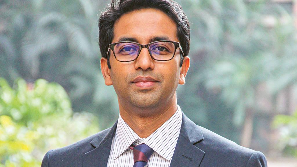 Sharif Qamar, Bereichsleiter bei TERI – The Energy and Resources Institute in Neu-Delhi