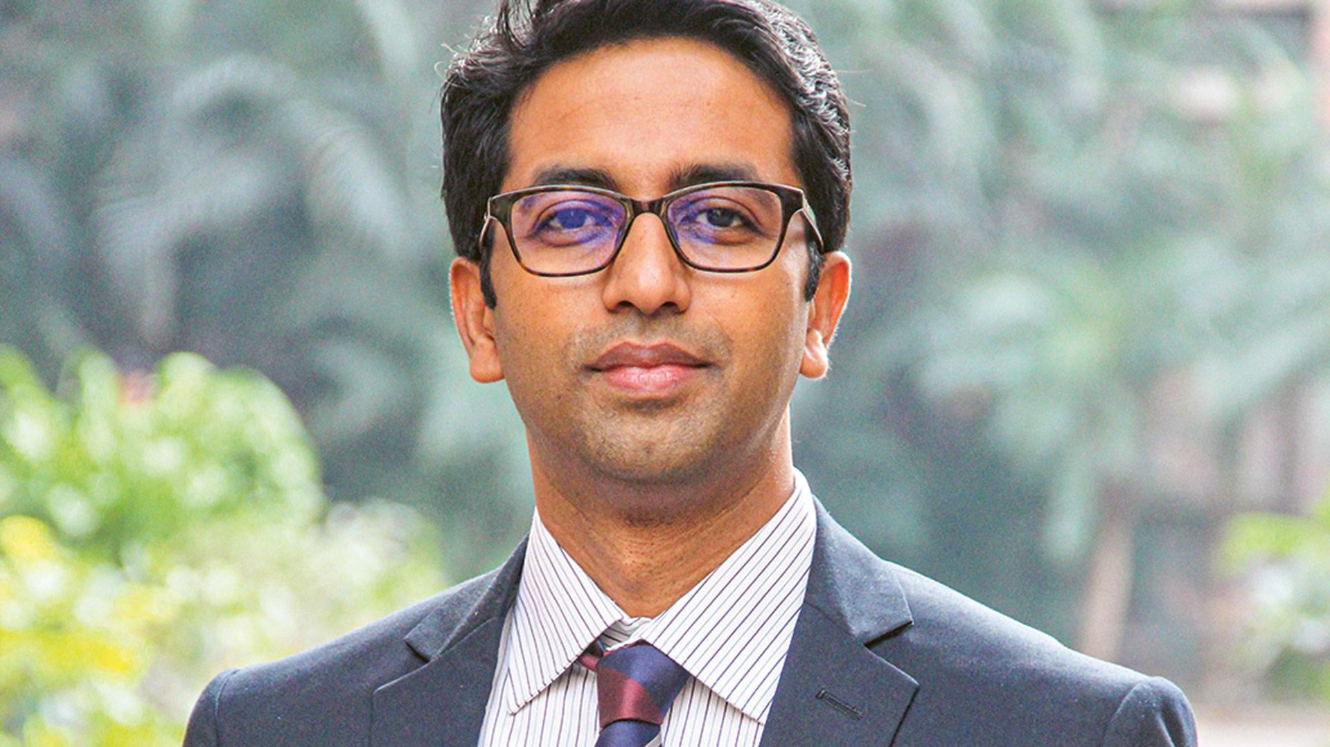 Sharif Qamar, Area Convener at The Energy and Resources Institute (TERI) in New Delhi