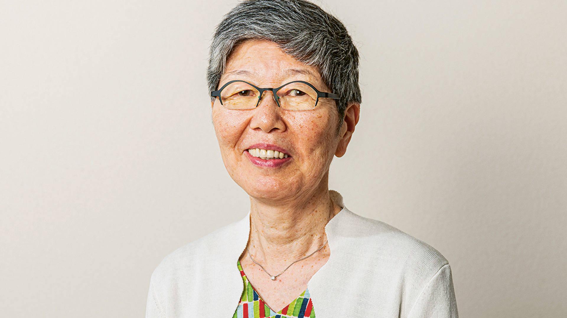Professor Yuko Harayama, Executive Director of International  Affairs at RIKEN, Japan's largest non-university research institution