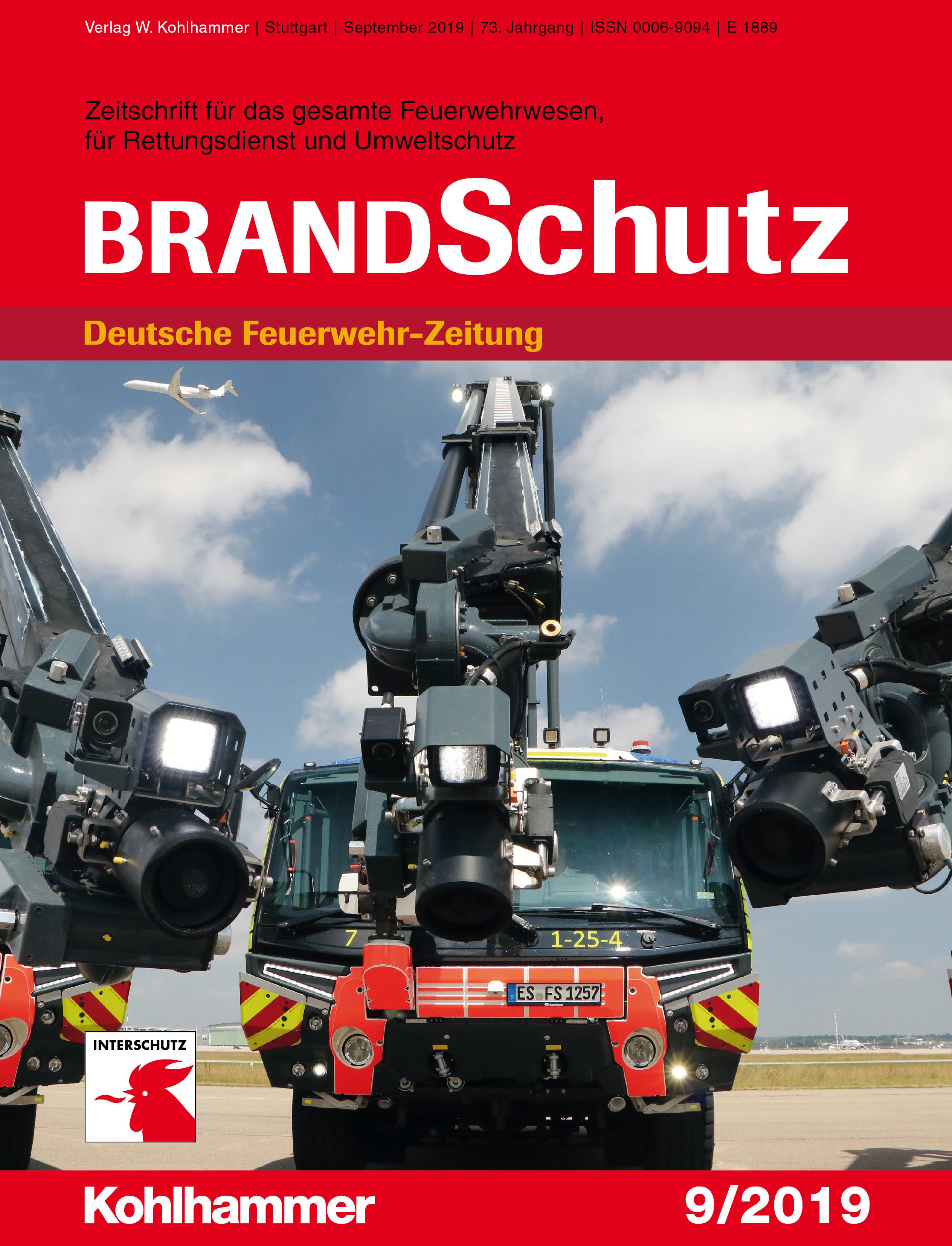 Brandschutz Feuerwehr