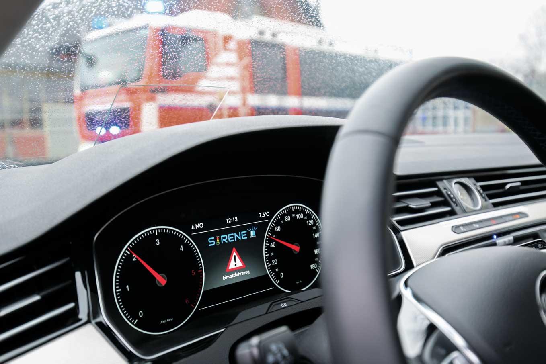 Feuerwehr Braunschweig führt »digitales Blaulicht« ein