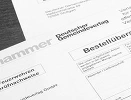 Formular / Vordrucke