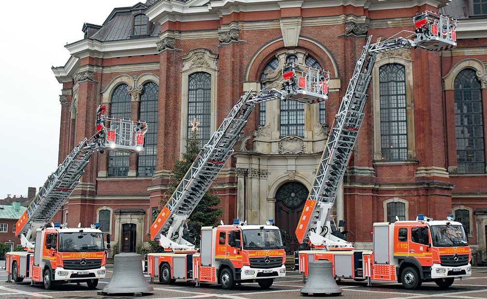 BF Hamburg erhielt drei DLAK 26/12