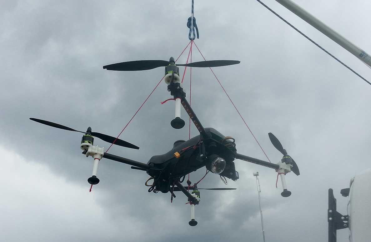 Drohnen: Anwendungen und Grenzen im Brand- und Katastrophenschutz