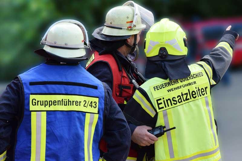 """Seminar """"Fortbildung für Feuerwehr-Einsatzleiter"""""""