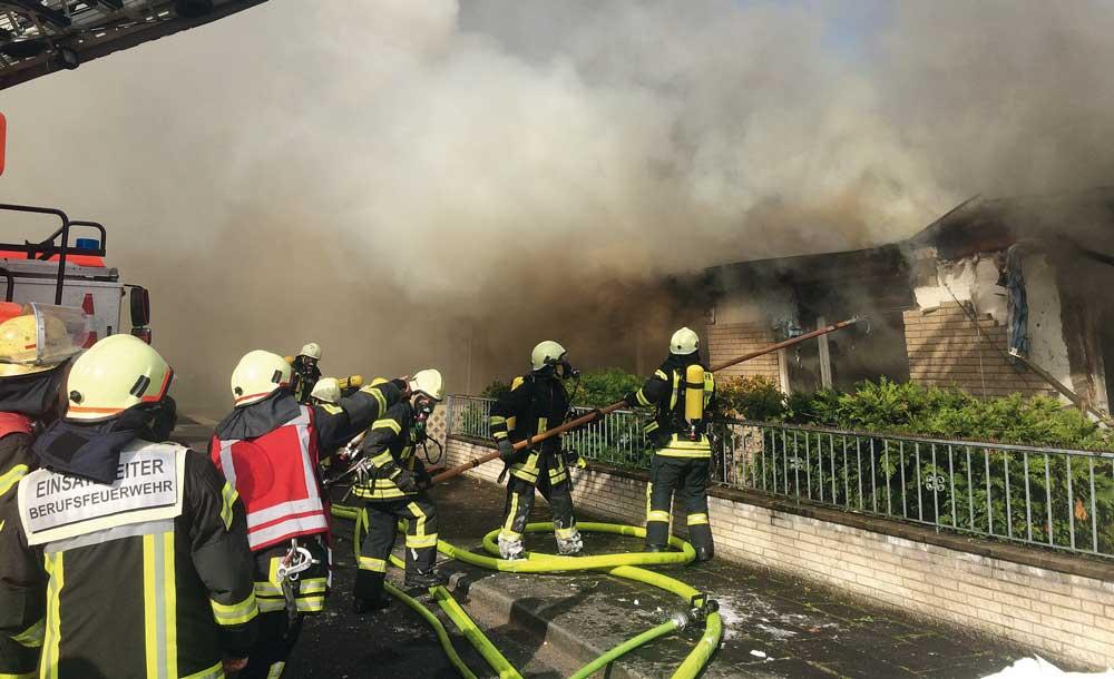 Das Ehrenamtskonzept der Feuerwehr Köln