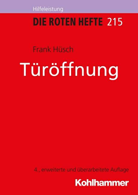 "Rotes Heft 215 ""Türöffnung"""