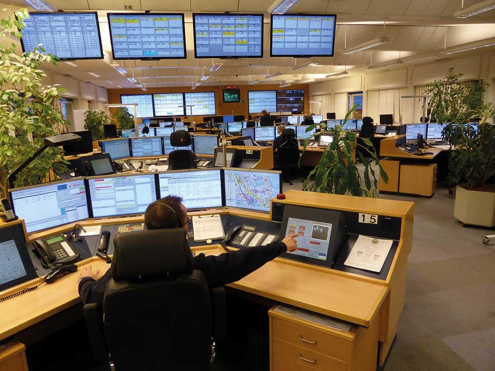 Automatisches Notrufsystem eCall