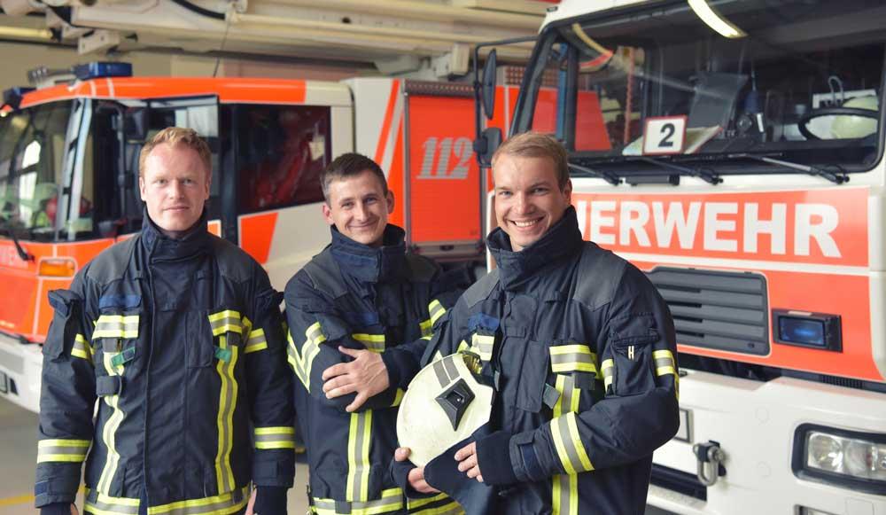 """Seminar """"Moderne Menschenführung: Leadership-Kompetenzen bei der Feuerwehr"""""""