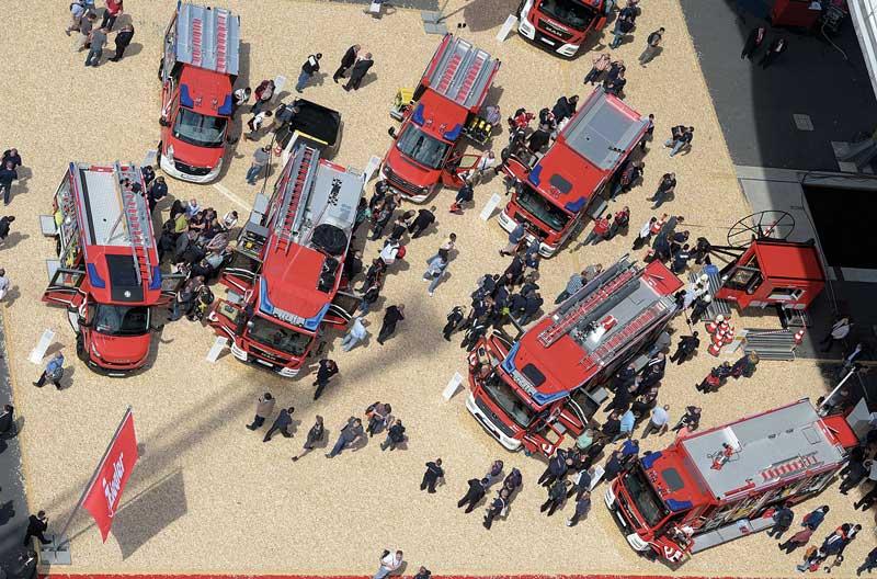 Investitionsklima für Feuerwehrfahrzeuge bleibt gut