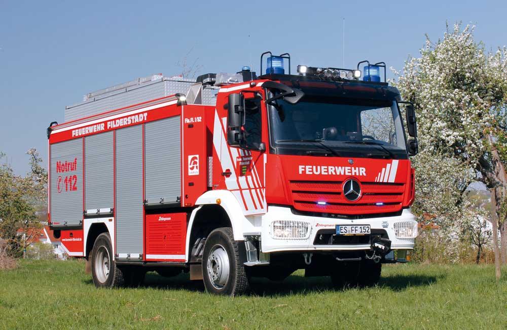 vfdb: Euro-VI-Abgasnorm ist für Feuerwehren möglich – Ausnahmen sind entbehrlich