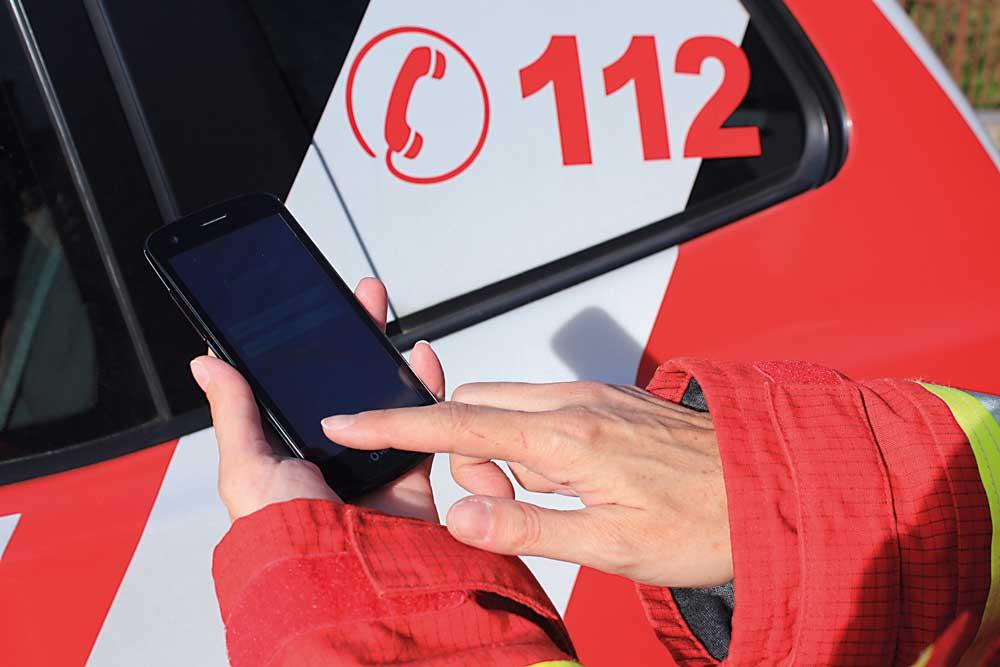 Emsland: Alarmierung über Mobilfunknetze