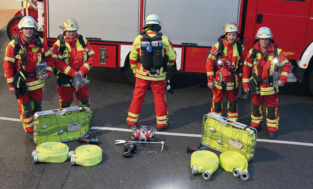 Filderstadt: Konzept zur  Brandbekämpfung im Bahntunnel