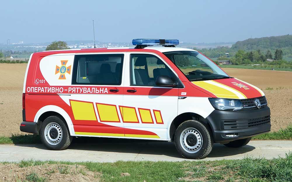 VRW für die Ukraine – mit Lösungen auch für deutsche Feuerwehren